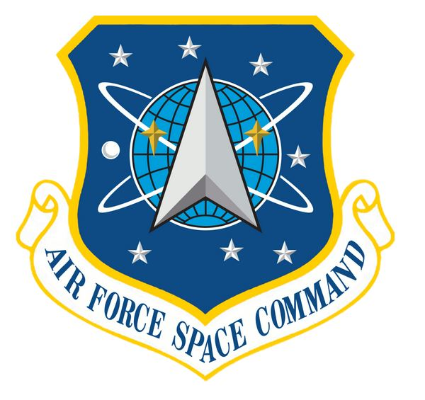 Air force space command badge
