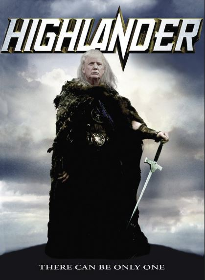 trump highlander