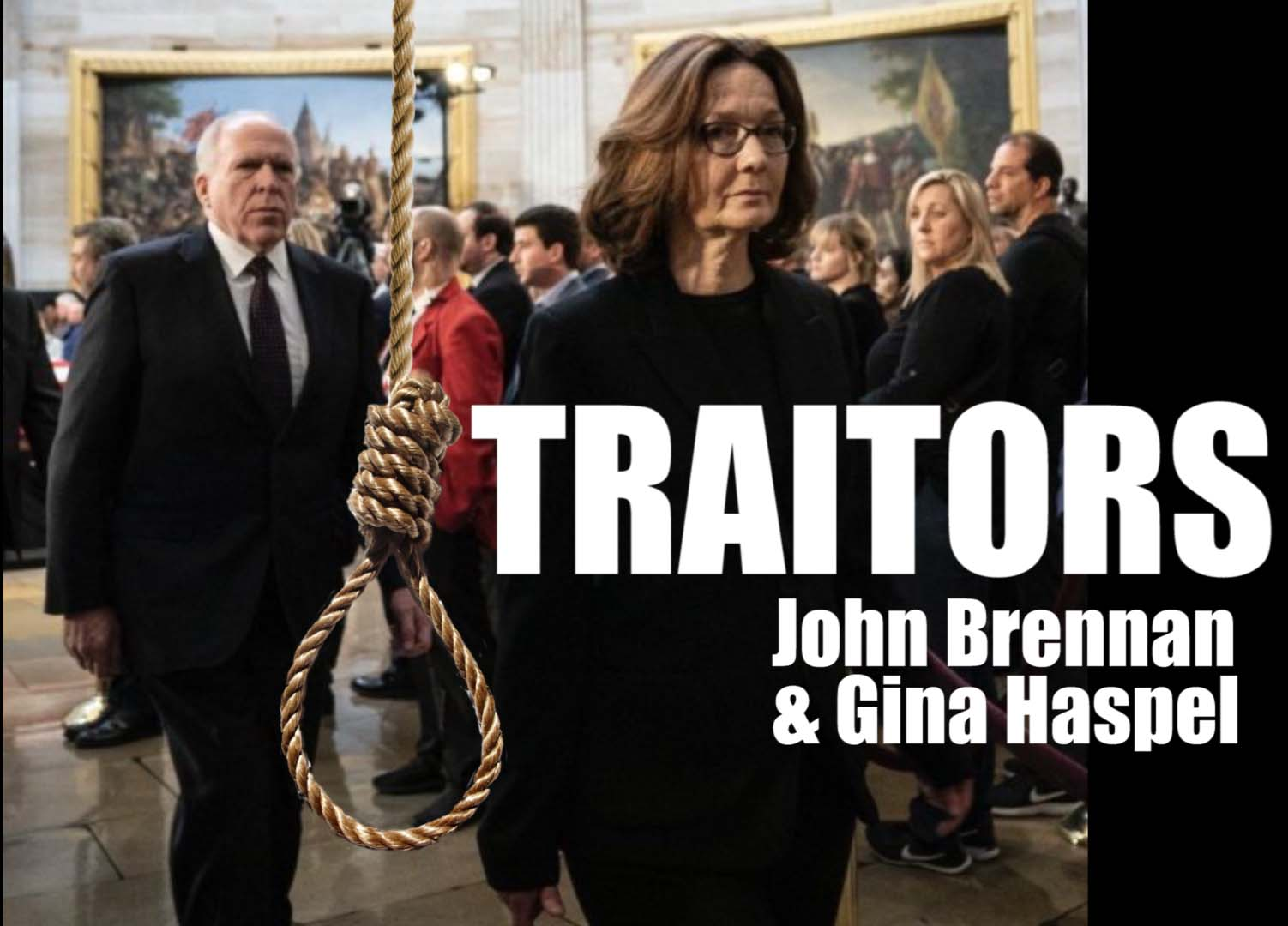 brennan wray traitors