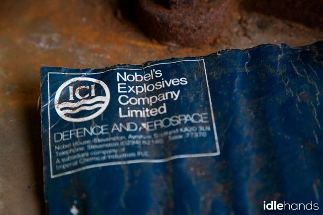 nobel explosive