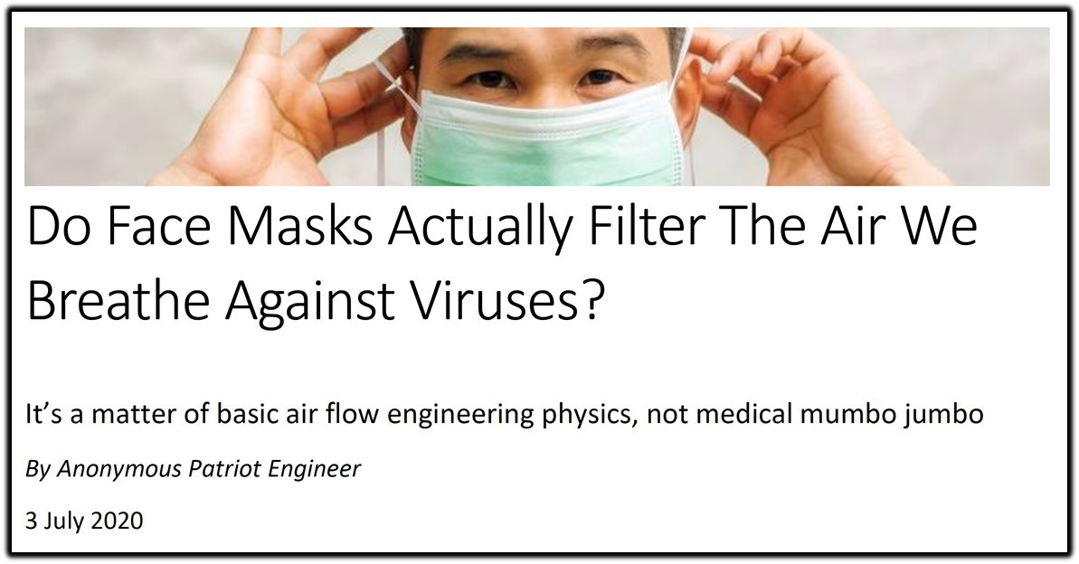 face mask filter